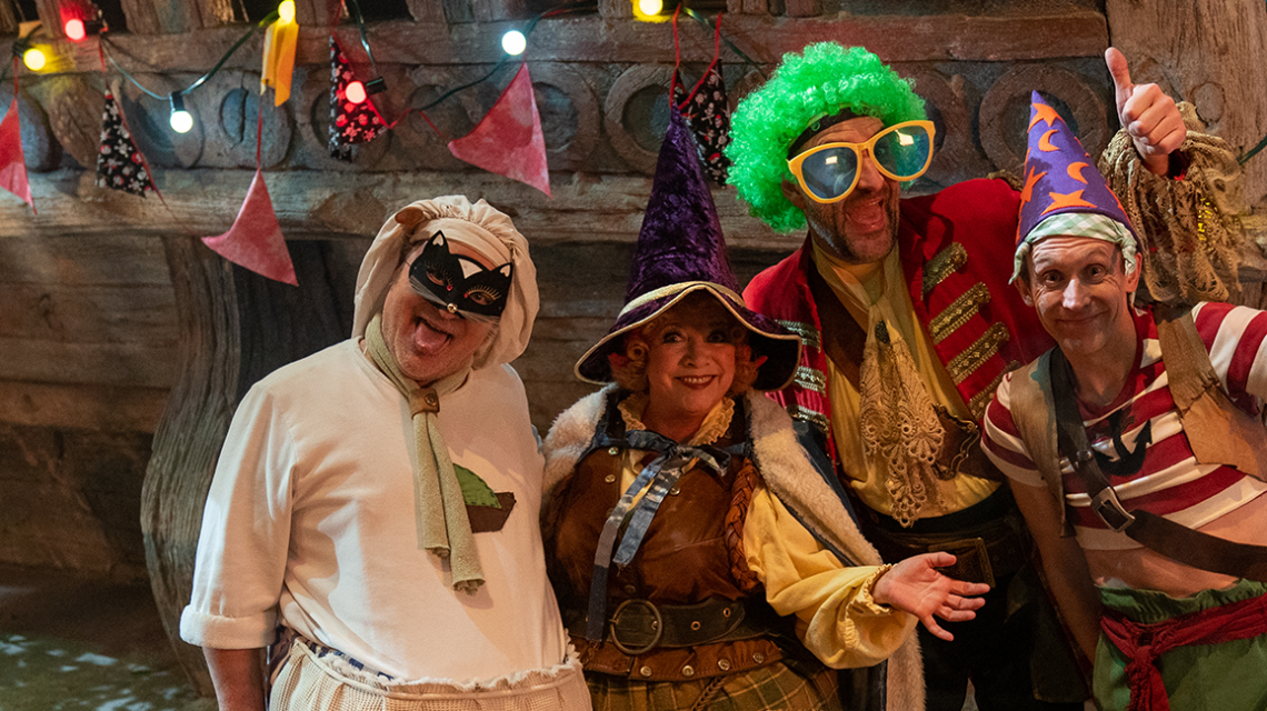 De nieuwe Piet Piraat clip 'Piratencarnaval'