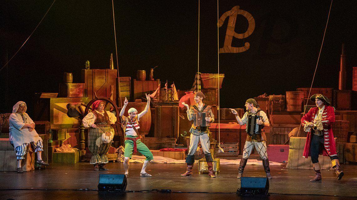 Piet Piraat en de Toverlantaarn beleeft avontuurlijke première