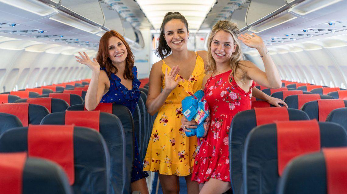 K3 wuift jonge reizigers uit met zomersingle 'Jij bent mijn Gigi'