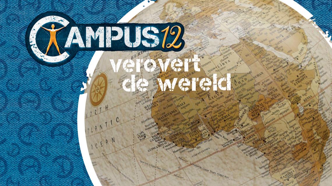Ketnet-reeks Campus 12 te zien in 60 landen
