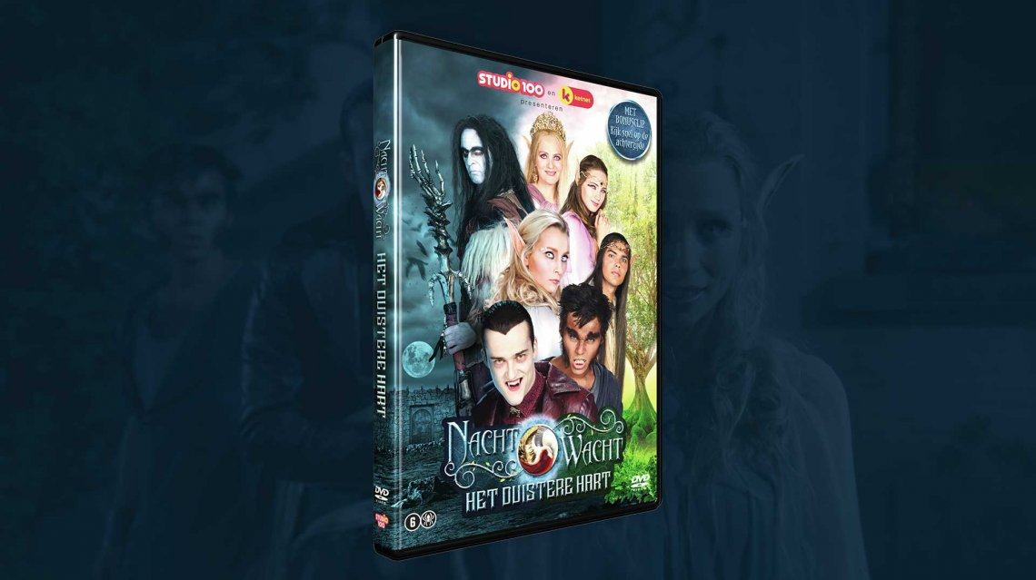 Nachtwacht film, Het Duistere Hart, nu uit op dvd!